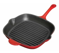 Master Class Cast Iron Square Grill Pan