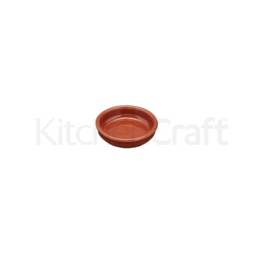 World of Flavours Mediterranean Terracotta Small Tapas Dish