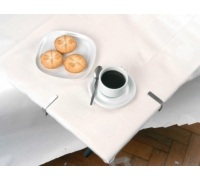 Kitchen Craft Set of 4 Stainless Steel Table Cloth Clips