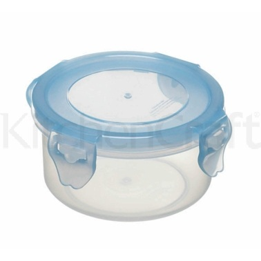 KitchenCraft Pure Seal Circular 240ml Storage Container