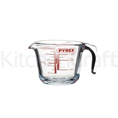Kitchen Craft Glass 250ml (1/2 Pint) Measuring Jug