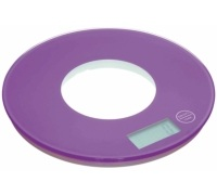Colourworks Purple Electronic Kitchen Scales