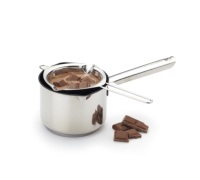 Sweetly Does It Stainless Steel Chocolate Melting Pot