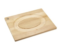 Master Class Wooden Spiked Carving Board