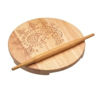 Indisches Chapati-Set