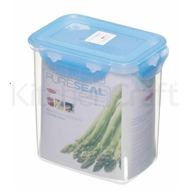 KitchenCraft Pure Seal Rectangular 1.6 Litres Storage Container