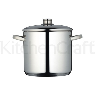 Master Class Stainless Steel 7 Litre Stockpot