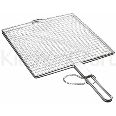 Grille à toasts traditionnelle carrée 27cm