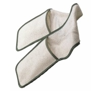 Kitchen Craft Heavy Duty Oven Gloves With Bound Edge