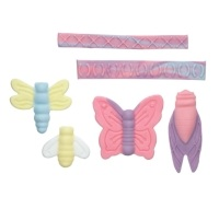 Sweetly Does It Insects Silicone Fondant Mould