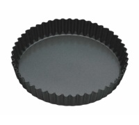 Master Class Non-Stick 25cm Loose Base Fluted Quiche Tin