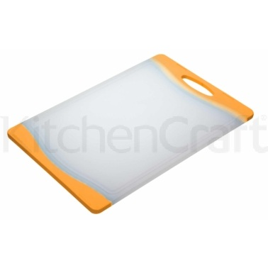 Colourworks Yellow Reversible Chopping Board