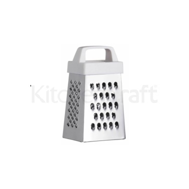 KitchenCraft Mini 6cm Four Sided Grater
