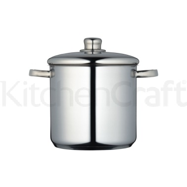 Master Class Stainless Steel 5.5 Litre Stockpot