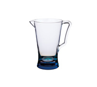 KitchenCraft Santorini Two Tone Plastic Water Pitcher