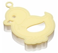 Hoppity Does It Easter Chick 3D Cookie Cutter