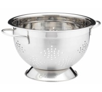 MasterClass Deluxe 25.5cm Two Handled Colander