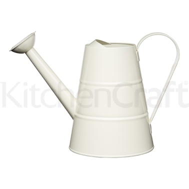 Living Nostalgia Antique Cream 2.3 Litre Watering Can