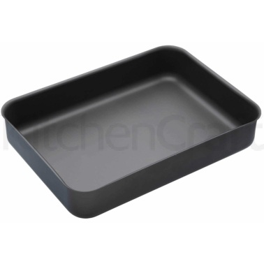 Master Class Professional Hard Anodised 37cm Roasting Pan