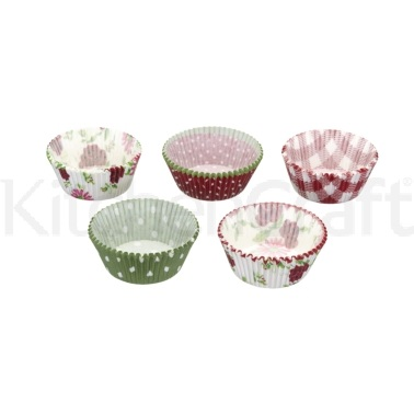 Sweetly Does It Pack of 250 Garden Party Cupcake Cases
