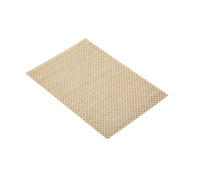 Kitchen Craft Woven Beige Weave Placemat