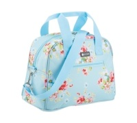 KitchenCraft 11.5 Litre Floral Chintz Holdall Style Cool Bag