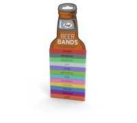 Fred Beer Bands Drink Markers