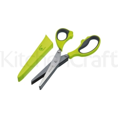 Kitchen Craft 19cm Herb Scissors