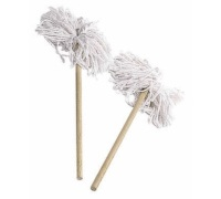 KitchenCraft Bleached Cotton Jug Mop