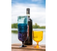 Coolmovers Sail Away Set of 4 Stacking Glasses