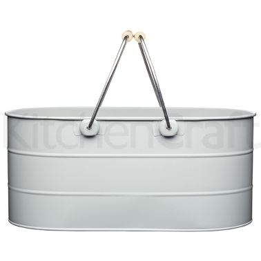 Living Nostalgia French Grey Trug