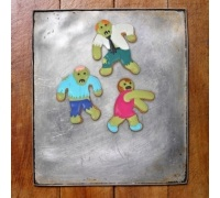 Fred Undead Fred Cookie Cutters