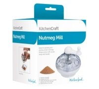 KitchenCraft Deluxe Nutmeg Mill