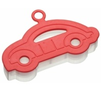 Let's Make Car 3D Cookie Cutter