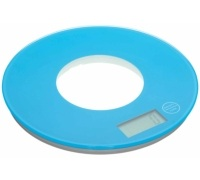 Colourworks Blue Electronic Kitchen Scales