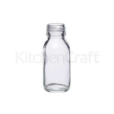 Home Made 60ml Miniature Glass Milk Bottle
