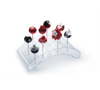 Sweetly Does It Coloured Acrylic Cake Pop Stand