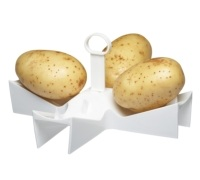 KitchenCraft Microwave Potato Baker