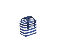 KitchenCraft Lulworth Nautical-Striped Small Cool Bag
