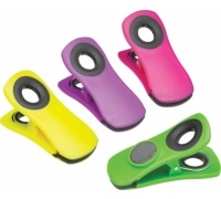 KitchenCraft Set of 4 Magnetic Memo Clips