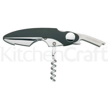 BarCraft Deluxe Waiter's Friend Corkscrew