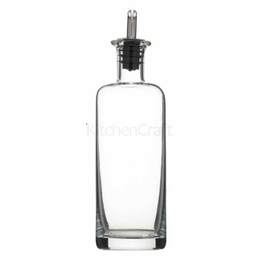 KitchenCraft World of Flavours Italian Glass Oil & Vinegar Bottle