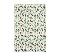 Kitchen Craft Set of 2 Fruit Patterned Tea Towels