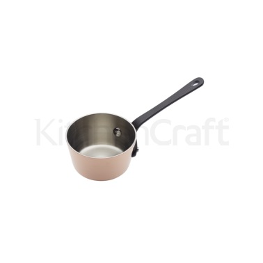 Artesà Copper Tri-ply 8.5cm Mini Saucepan