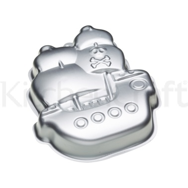 Sweetly Does It Ship Shaped Cake Pan