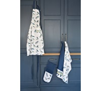 KitchenCraft Blue Bird Apron