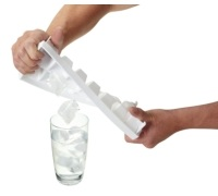 KitchenCraft Flexible Plastic Ice Cube Tray