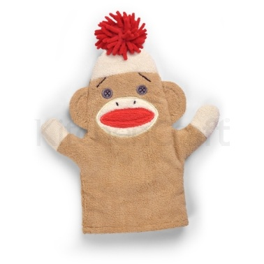 Fred Monkey Shines Dusting Mitt