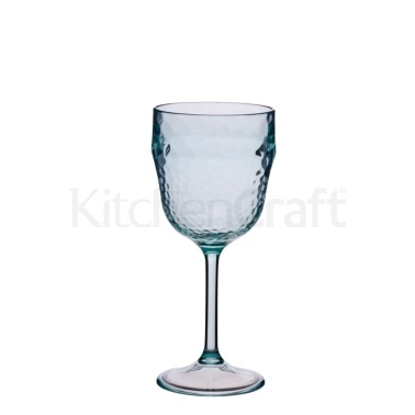Coolmovers Sail Away Acrylic 350ml Wine Glass