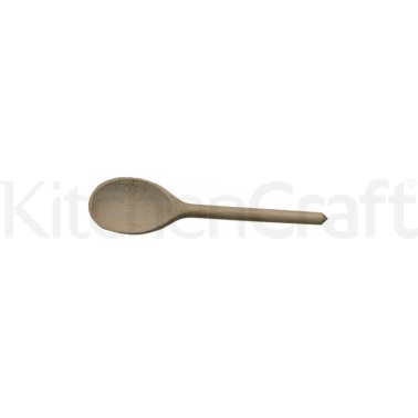 Kitchen Craft Beech Wood 20cm Spoon